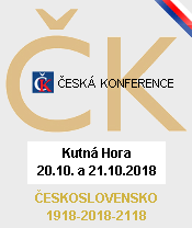 Česká Konference 2018