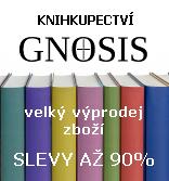 Knihkupectví Gnosis - velký výprodej zboží