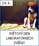 Světový den laboratorních zvířat