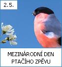 Mezinárodní den ptačího zpěvu