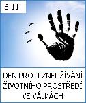 Mezinárodní den prevence proti zneužívání životního prostředí ve válkách a ozbrojených konfliktech