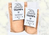 Tsampa - základní surovina pro přípravu jídla z Tibetu